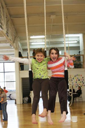 Philadelphia School of Circus Arts: Kids can enjoy summer camp, ongoing classes and birthday parties!