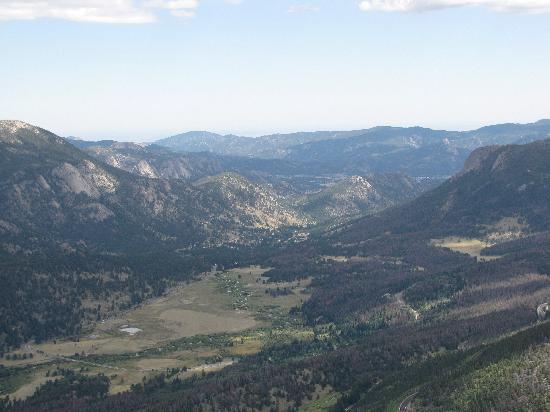 Trail Ridge Road: Rocky Mountain National Park