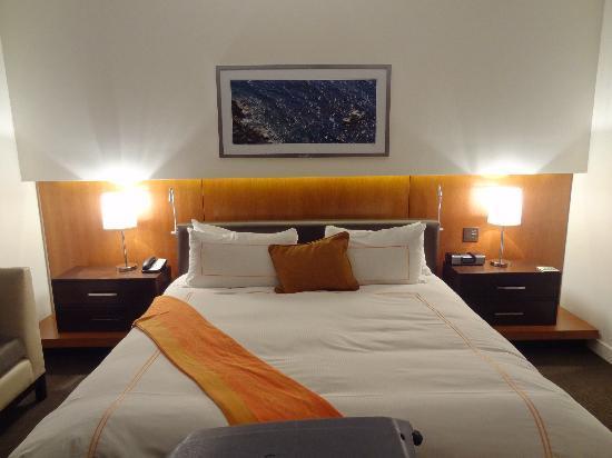 Hotel Arista: bedroom