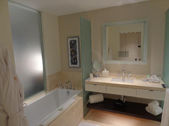 Hotel Arista: Bathroom