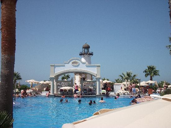 Hotel Riu Chiclana: muy buena
