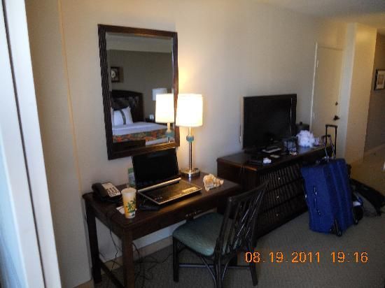 Waikiki Beachcomber by Outrigger: King size room