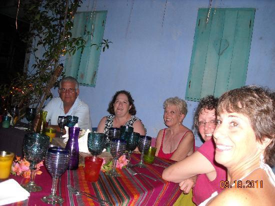 Lolo Lorena: Ed, Karen, Kay, Nancy and Jan