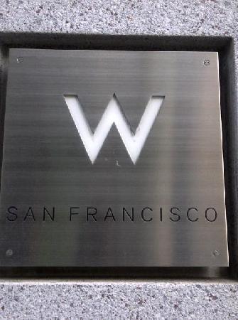 โรงแรมดับเบิ้ลยู ซานฟรานซิสโก: W San Franscio