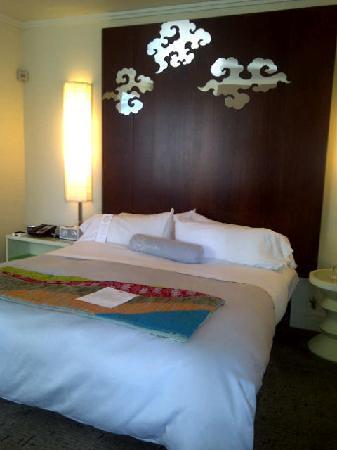 โรงแรมดับเบิ้ลยู ซานฟรานซิสโก: Spectacula room