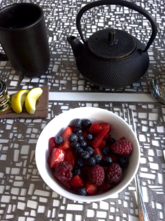 โรงแรมดับเบิ้ลยู ซานฟรานซิสโก: Breakfast at TRACE