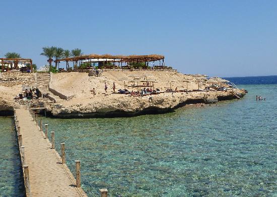 Amar Sina Village: The beach