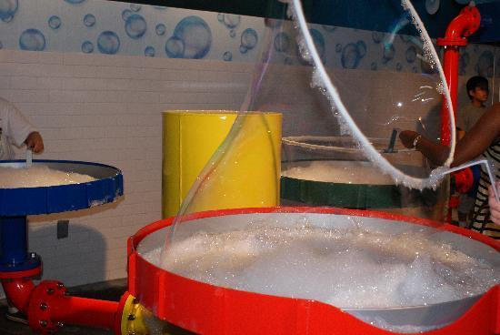 WonderWorks: Blowing Bubbles