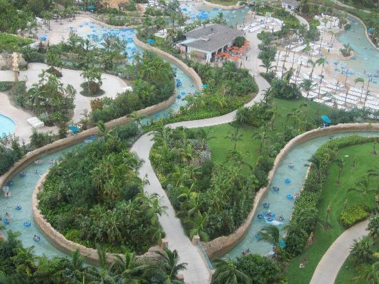The Cove at Atlantis, Autograph Collection: The current/rapid river