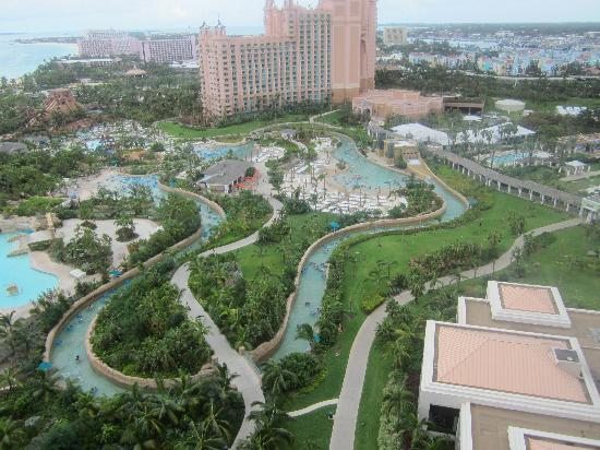 The Cove at Atlantis, Autograph Collection: Another view of the current/rapid river