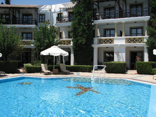Aldemar Royal Mare Luxury & Thalasso Resort: The VIP Suite area
