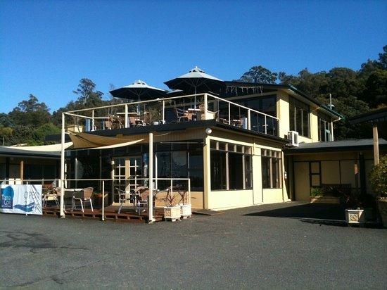 Tamar Cove Motel Restaurant: Tamar Cove Motel & Restaurant