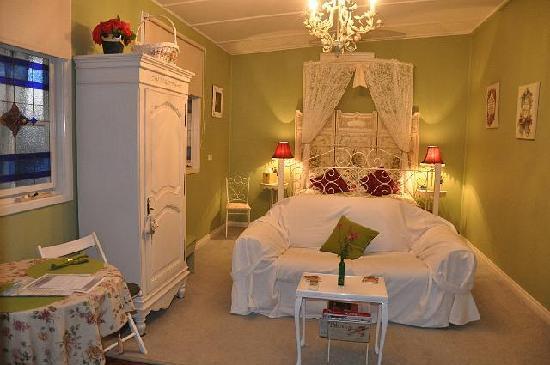 BallyVista and Dalfruin Bed & Breakfast: The Garden Apartment