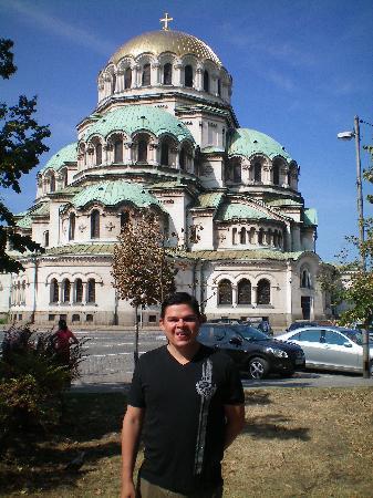 โบสถ์อเล็กซานเดอร์เนฟสกี: Alexander Nevsky Cathedral