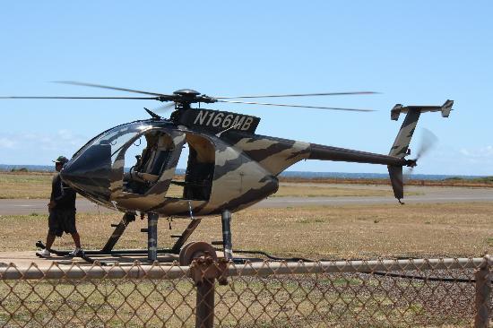 Inter-Island Helicopters: Doors off!