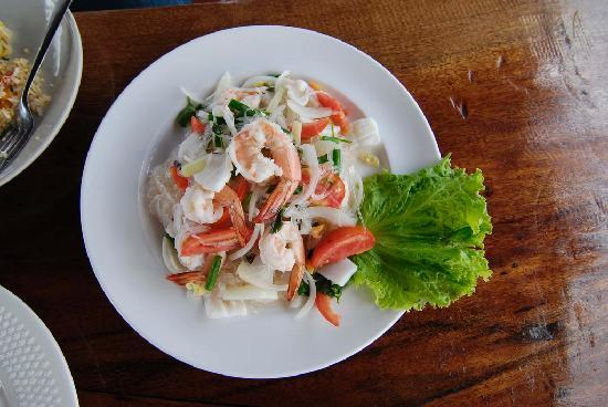 Koh Panyi (Floating Muslim Village): My fav food at Fisherman village