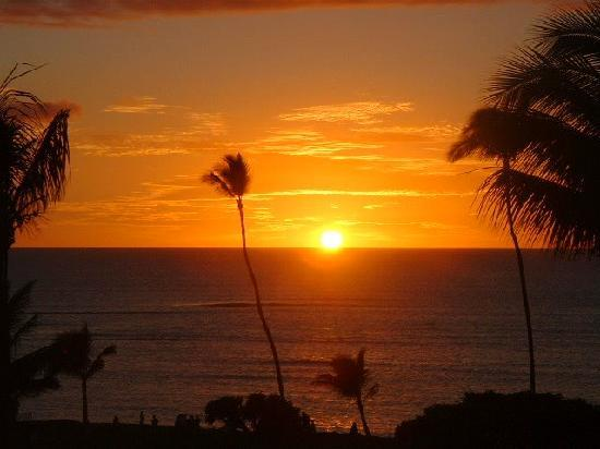 What a Wonderful World Bed and Breakfast: A Maui Sunset
