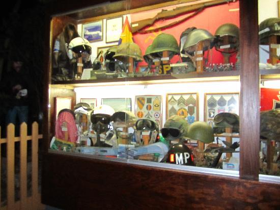 Soldier's National Museum : Random case of a war