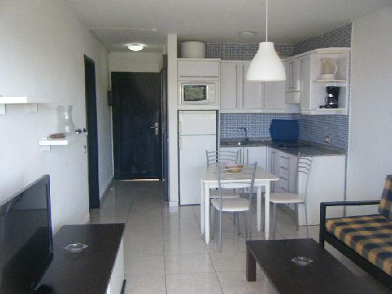 Portonovo Apartments: Living Area
