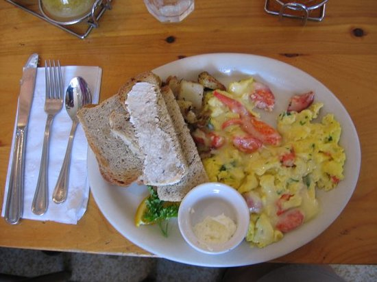 Thomaston Cafe: Delightful end to my Maine trip