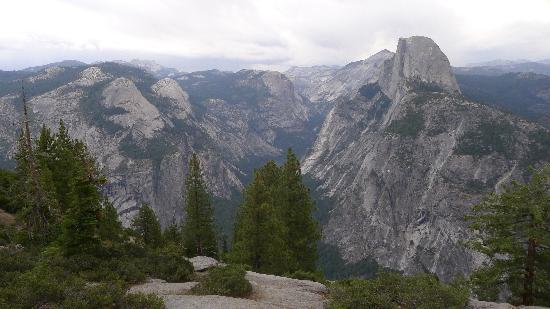 Half Dome from Glacier Point(2)