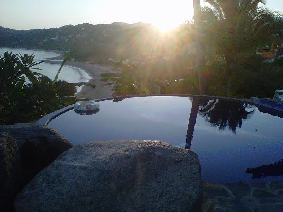 Casa Kukana: Sunrise... just amazing!