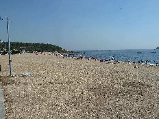 Dalian Bathing Beach: Strand