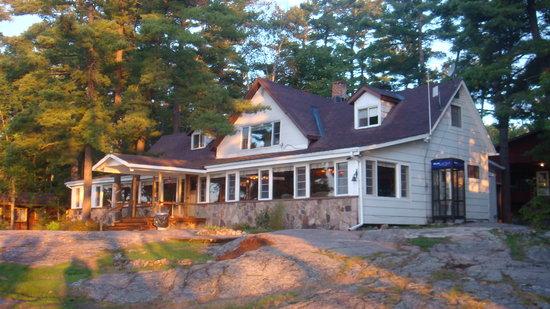 Chaudiere Lodge: lodge