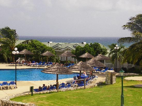 The Verandah Resort & Spa: view from restaurant