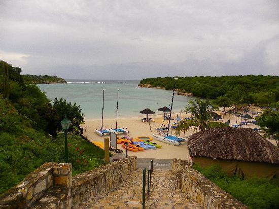The Verandah Resort & Spa: beach