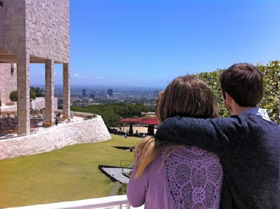 Tourific Escapes: Great view overlooking Los Angeles.