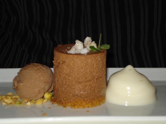Hob Nob Restaurant: Chocolate Moose