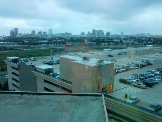 Borgata Hotel Casino & Spa: view from 33rd floor at Borg