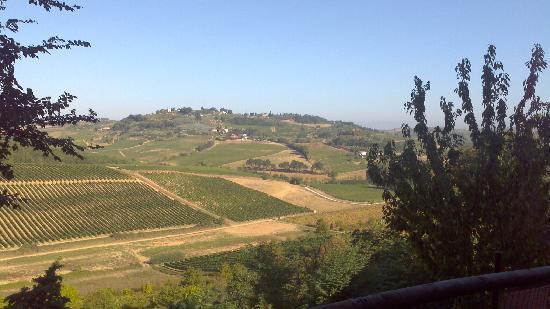 Hotel Vecchio Asilo : View from the terrace