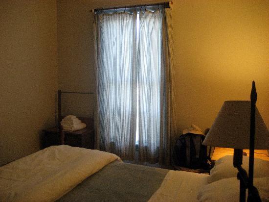 The Monhegan House: Bedroom view 1