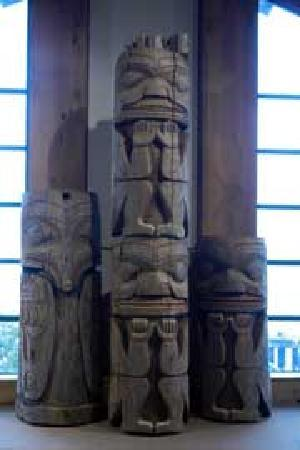 Museum of Northern British Columbia: Totems