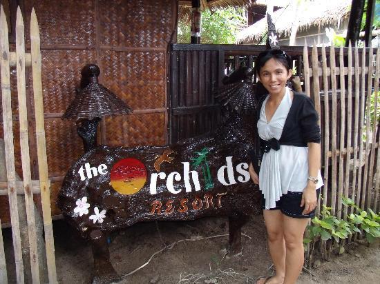 Orchids Resort: Entrance
