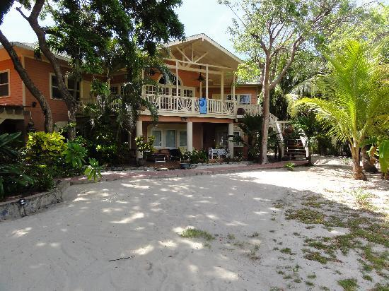 Casa de Paradise: View from the beach