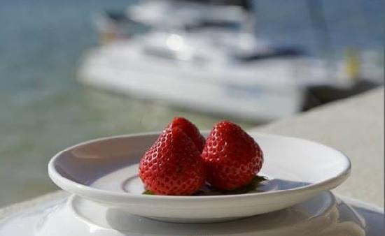Desire Riviera Maya Resort: Захватили с завтрака