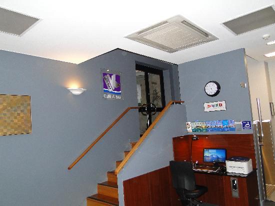 Comfort Hotel Perth City: PC Corner