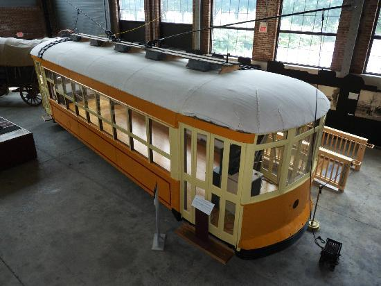 York County History Center : Trolly