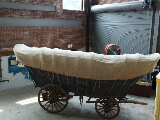York County History Center : Conestoga Wagon