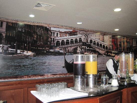 BEST WESTERN PLUS Hotel Stofella: Restaurant Veneziana