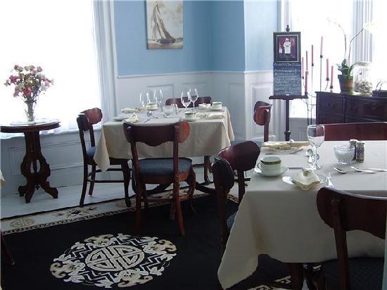 Kaulbach House: Dining Room