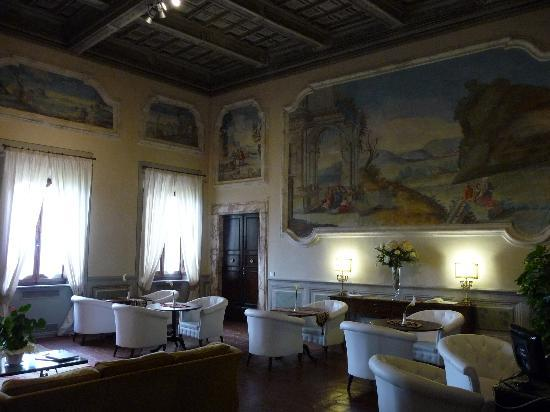 Palazzo Carletti reception