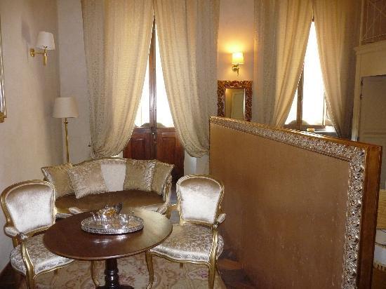 Palazzo Carletti: Simply stunning room