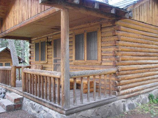 Shoshone Lodge & Guest Ranch: Our Cabin # 3
