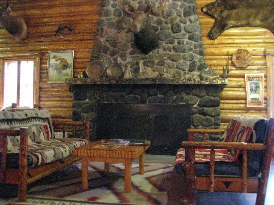 Shoshone Lodge & Guest Ranch: Lodge