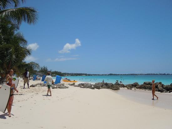 Turtle Beach by Elegant Hotels: beach - aaaah yes