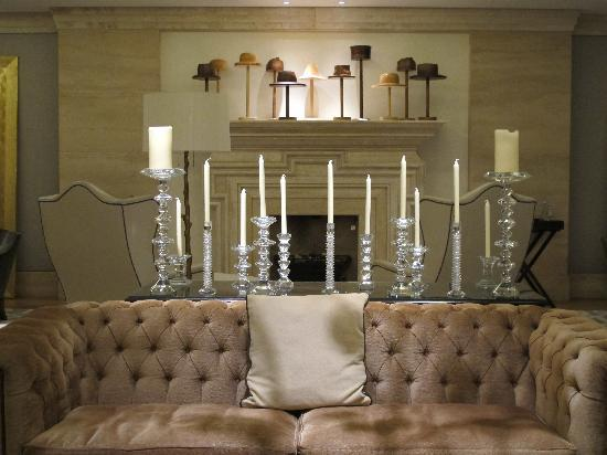 The Europe Hotel & Resort: Europe Hotel Lounge Area.  Perfect for gathering